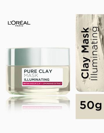 Illuminating Pure Clay Mask by L'Oreal Paris