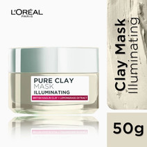 Illuminating Pure Clay Mask by L'Oréal Paris