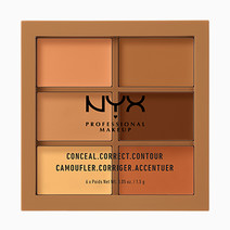Concealer Palette by NYX Professional MakeUp in Deep (Sold Out - Select to Waitlist)