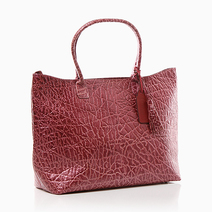 ElsieG Leather Tote by Sinude