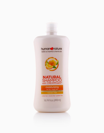 Mandarin Fresh Shampoo (495ml) by Human Nature