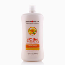 Mandarin Fresh Shampoo (495ml) by Human Nature