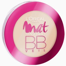 Matte BB Veil Pressed Powder by L'Oreal Paris