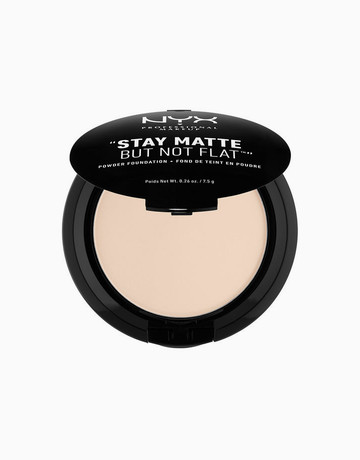 Stay Matte Powder  by NYX Professional MakeUp