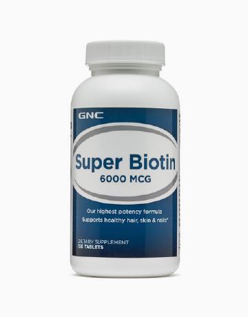 Super Biotin 6000 mcg (150 Tablets) by GNC