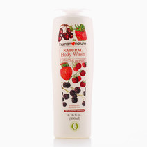 Gentle Berry Body Wash by Human Nature in