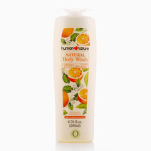 Sweet Orange Body Wash by Human Nature in