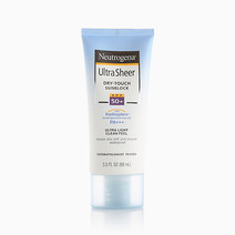 Ultra-Sheer Dry-Touch SPF50 by Neutrogena®