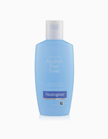 Alcohol Free Toner by Neutrogena®