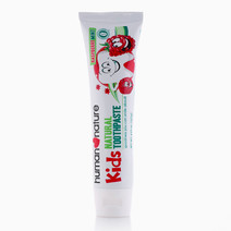 Natural Kids Toothpaste by Human Nature in