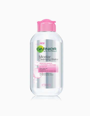 Micellar Water Pink (125ml) by Garnier
