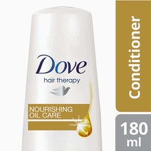 Dove Hair Conditioner Nourishing Oil Care 180ml by Dove