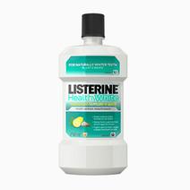 Listerine Healthy White 250ml by Listerine
