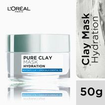 Hydrating Pure Clay Mask by L'Oreal Paris