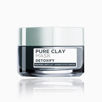 Pure Clay Mask: Detoxify by L'Oreal Paris