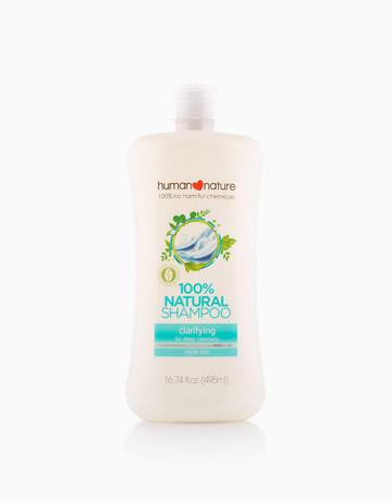 Clarifying Shampoo (495ml) by Human Nature