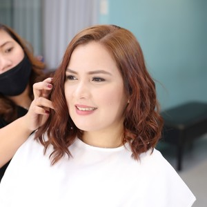 Hair and Makeup + Underarm Waxing by The Style Hub Salon