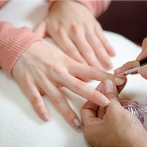 Gel Finish Manicure and Pedicure by La Provence Modern Salon and Beauty Café