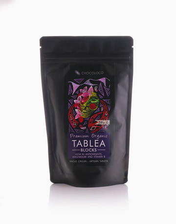 Premium Tablea Blocks (150g) by Chocoloco
