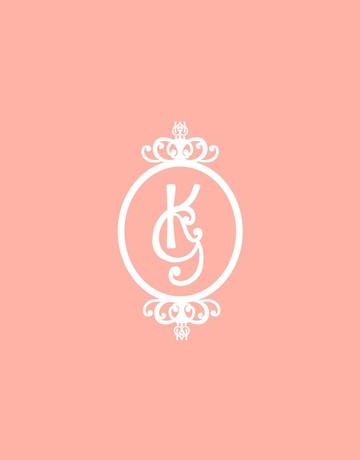 K glam logo