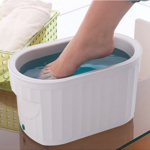 Classic Pedicure with Foot Spa and Paraffin Wax by La Provence Modern Salon and Beauty Café