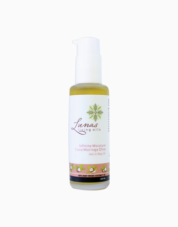 Infinite Moisture Coco Oil by Lunas Living Oils