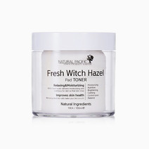 Naturalpacific fresh witch hazel pad toner 100ml