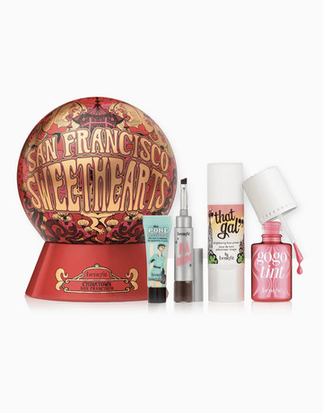 San Francisco Set by Benefit
