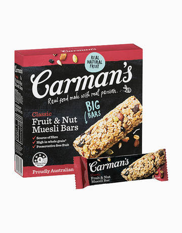 Fruit and Nuts Muesli (45g) by Carman's