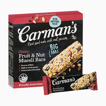 Fruit and Nuts Muesli (45gx6) by Carman's