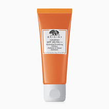 Origins ginzing spf35pa    hydrating prettifying finisher