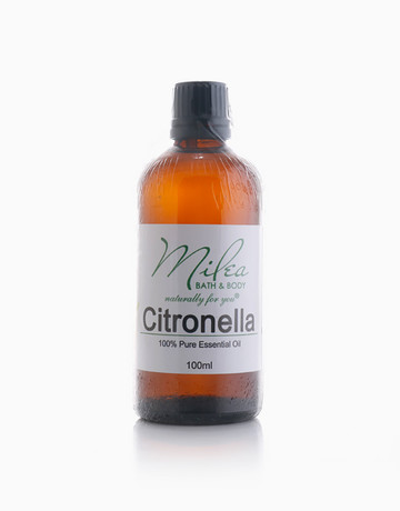 Citronella Essential Oil (100ml) by Milea