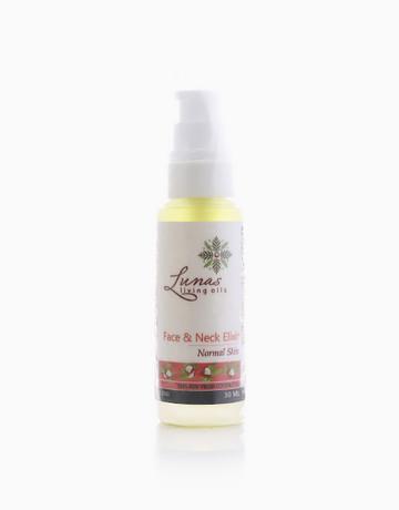 Face & Neck Elixir by Lunas Living Oils