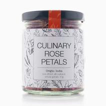 Culinary Rose Petals (30g) by Molinos de la Especia