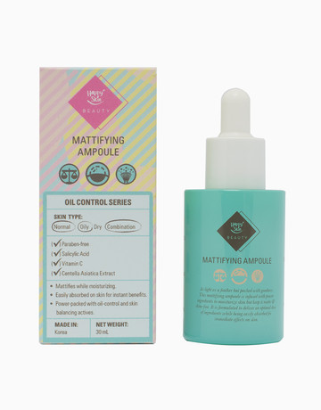Mattifying Ampoule by Happy Skin