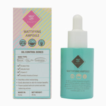 Happy skin beauty mattifying ampoule 1