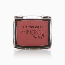 Mineral Blush by L.A. Colors