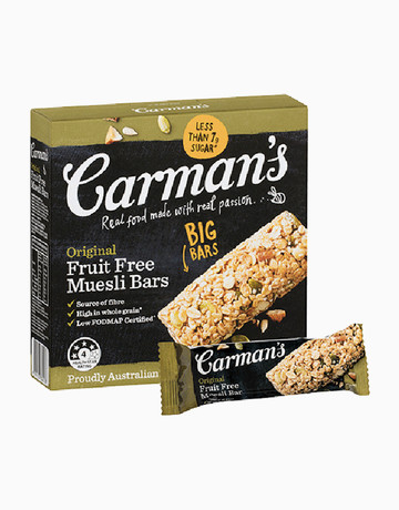 Fruit Free Muesli Bar by Carman's