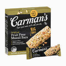 Carmans fruit free muesli bar 45g (6pcs)