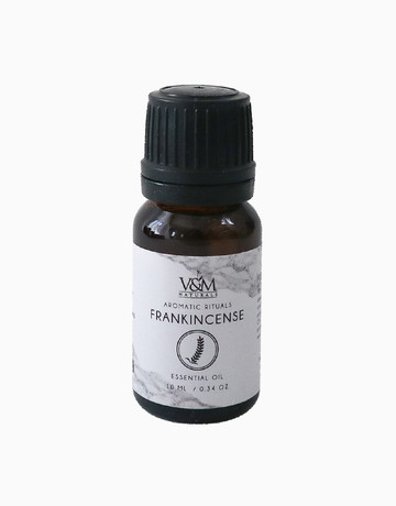 Frankincense Essential Oil by V&M Naturals
