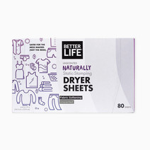 Fabric Softening (80 Sheets)  by Better Life