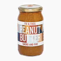 Fix   fogg smoke and fire peanut butter 375g