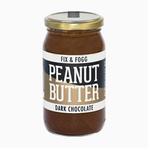 Fix   fogg darkchocolate peanut butter 375g