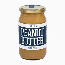 Smooth Peanut Butter (375g) by Fix & Fogg in