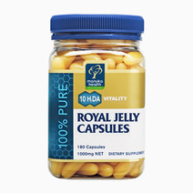 Royal Jelly Capsules (1000mg) by Manuka Health