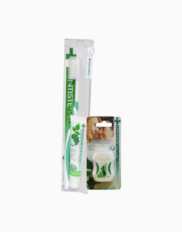 On-the-Go Oral Care Set by Dentiste'