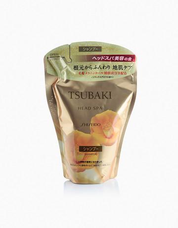 Tsubaki Head Spa Shampoo by Shiseido