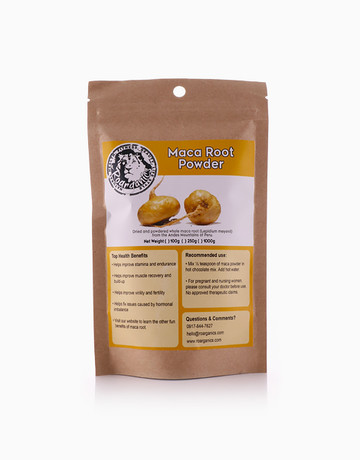 Maca Root Powder (100g) by Roarganics