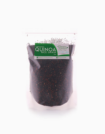 Organic Black Quinoa (500g) by The Green Tummy