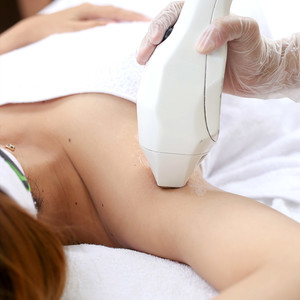 Diode Laser Hair Removal for Fuzz-Free Underarms by Skin & Body by MEDICard